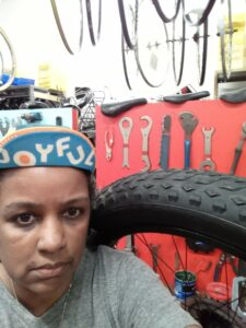 Femme/Trans/Women/Non-Binary Open Shop at Cycles for Change