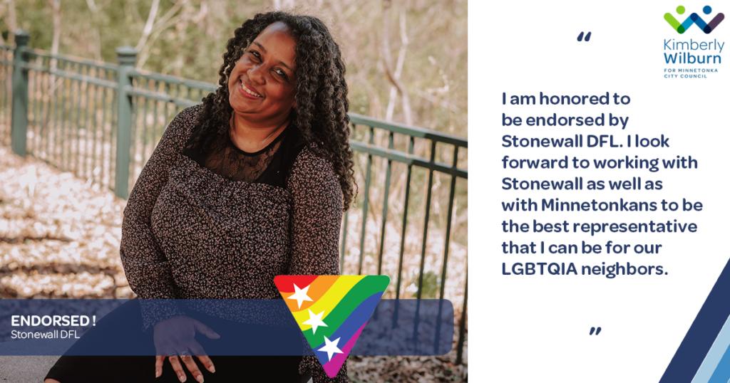 Stonewall DFL Endorsement
