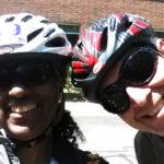 Kimberly & Carsten Tour de Tonka